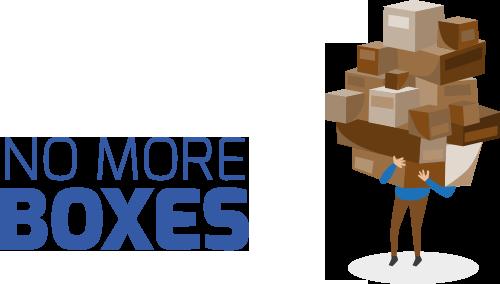 no more boxes